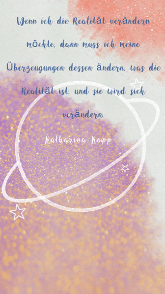 Katharina Kopp Coaching - Schule des Lebens