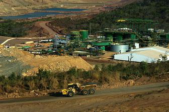 Miniera di uranio nel Malawi