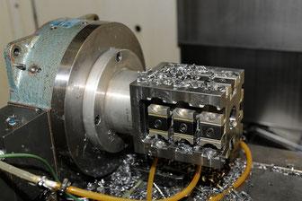 Bild zu CNC-Fräsen