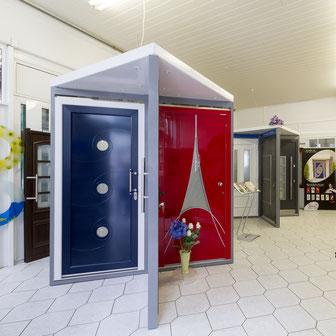 Verschiedene Türen der Nötzel GmbH