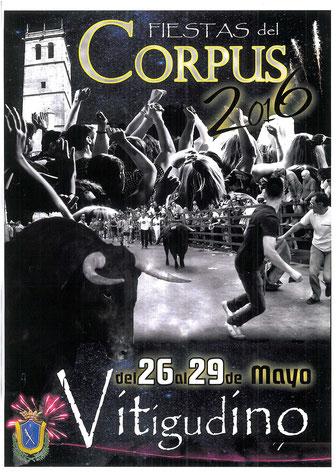 Fiestas en Vitigudino Fiestas del Corpus