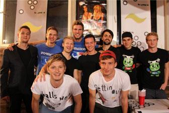 Beer Pong Turnier Teams