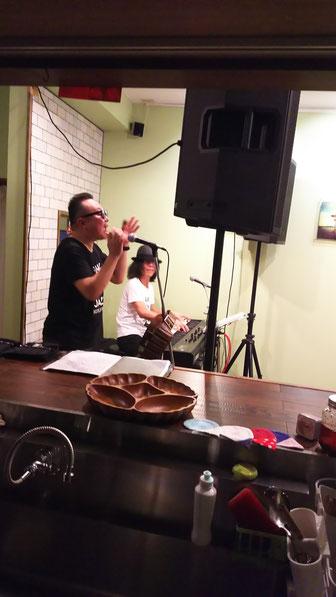 KOTEZ&YANCY新春ライブ