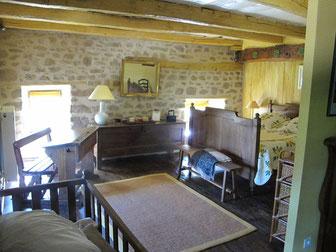 suite familiale au Masbareau maison d'hôtes proximité Saint-Léonard-de-Noblat, Limoges, Haute-Vienne, Limousin, Nouvelle-Aquitaine