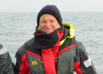 Andrea Kuschetzki, Koordinatorin