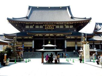 川崎大師(神奈川県)
