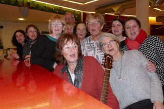 Spontane Teilnahme möglich, die Singgruppe ist für jedermann/frau offen, Foto: G6