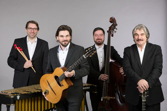 Joscho Stephan Trio feat. Matthias Stucken - Foto: Lorenz Folkerts