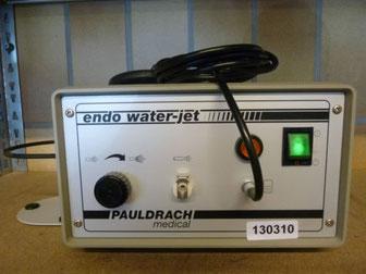 Pauldrach Medical endo water-jet medizinischer Bedarf für Krankenhaus und Praxis