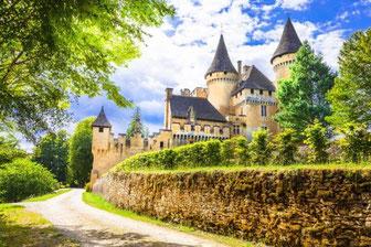 France-Puymartin Castle (Dordogne)
