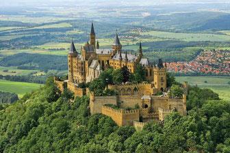 Stuttgart-Hohenzollern Castle