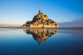 France-Mont Saint Michel