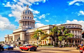 Havana (Cuba)-Capitol