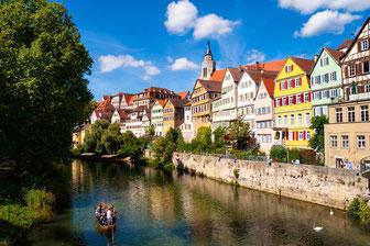 Tübingen am Neckar