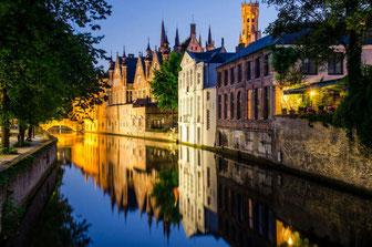 Bruges (Belgique)-Canaux