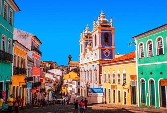 Salvador da Bahia (Brazil)