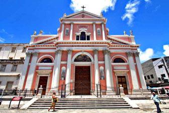 ブラジルの教会-Catedral da Penha (Recife)