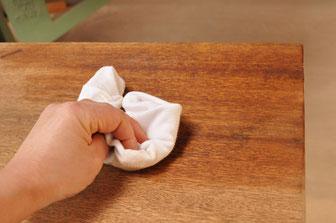 木製家具 木製品 メンテナンス お手入れ ワックス 自然素材