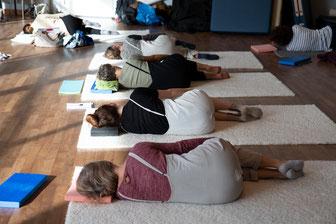 Gruppenlektionen - Kurse mit der Feldenkrais Methode in Aarau