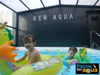 Rennes Piscine ker aqua jardin aquatique nager s'amuser jeux dans l'eau