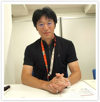 テクノロジー学部 電気電子学科長 石原 昭 先生