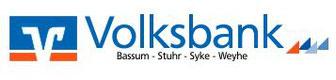 Volksbank eG Syke  SB-Filiale Bremen-Arsten  Arsterdamm 140  28279 Bremen