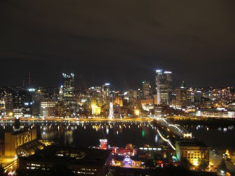 Skyline von Pittsburgh