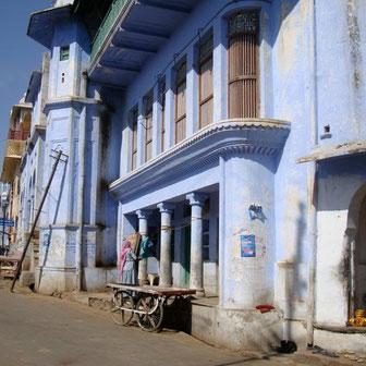 Pushkar Rajasthan Rundreisen