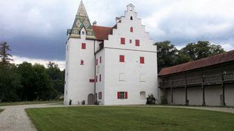 "Schloss Grünau, ""Alter Bau"""