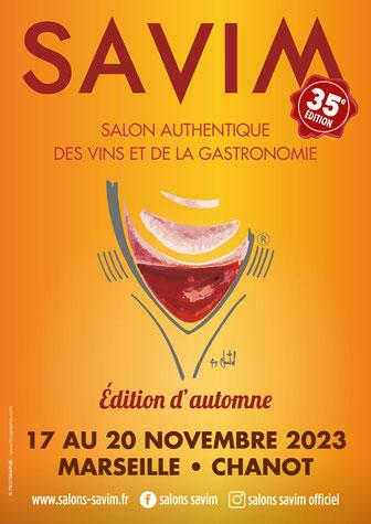 très loué grande remise de 2019 bien Salons Savim vins et gastronomie - Salons SAVIM Vins et ...