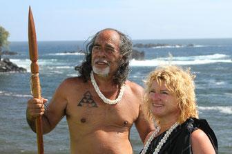 Academy of Aloha - Sexualität und Berührung ist Magie - Kahu und Noelani Naone aus Maui/Hawaii in Europa/Österreich