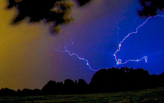 Lightning Congloria Park by H. Ortner
