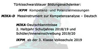 Türkisblauer Bildungsdenker Bild:spagra