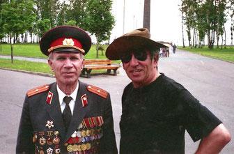 Ivanowitsch, ein hochdekorierter Armee-Veteran