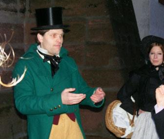 Der Scharlatan und die Henkerstochter in Heidelberg