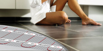 Électricien plancher chauffant