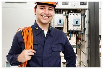 Entrepreneur électricien commercial à Chambly