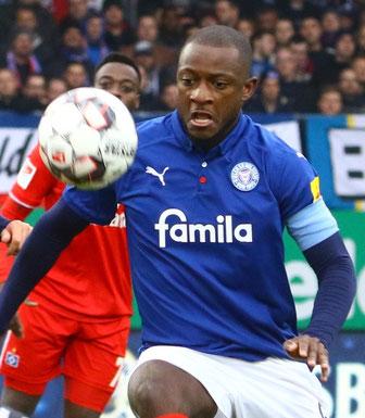 David Kinsombi wechselt im Sommer zum Hamburger SV - Foto: pin