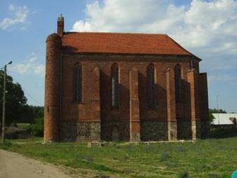 Templerkapelle in Chwarszczany