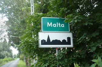 Das Malta in der ehemaligen Neumark