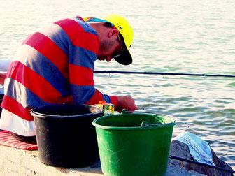 die Fischer waren hier allesamt sehr erfolgreich