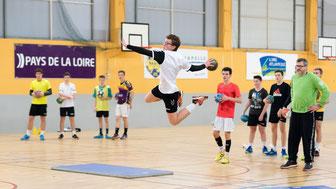 Photographie de sport réalisée par le Studio Saana, photographe professionnel à la chapelle sur Erdre près de Nantes.