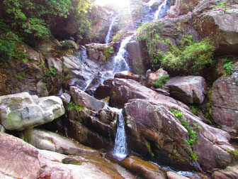 Ping nam stream hike Hong Kong