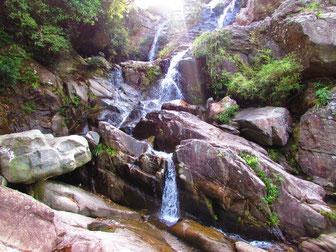 Ping nam stream hike Hong Kong