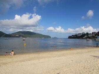 Stanley beach Hong Kong