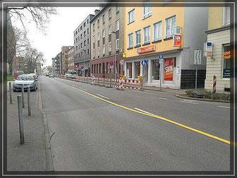 Symbolfoto Ueckendorfer Straße  © W. Müller