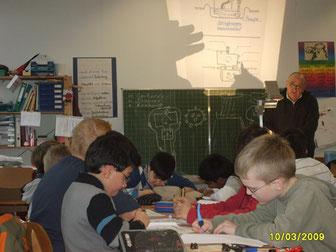 Unterricht Elektrotechnik