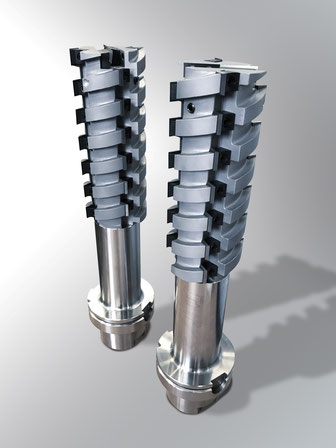 SPERL Werkzeugtechnik implements the most innovative solutions in milling and cutting technology!