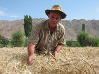 地球を救う小麦、大麦、ひよこ豆の種を求めてカザフスタン奥地を訪ねるシード・ハンター