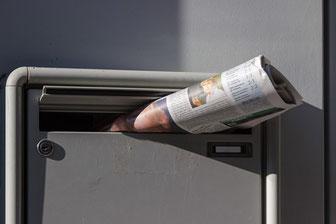 Nebenjob-Klassiker: Zeitungen austragen